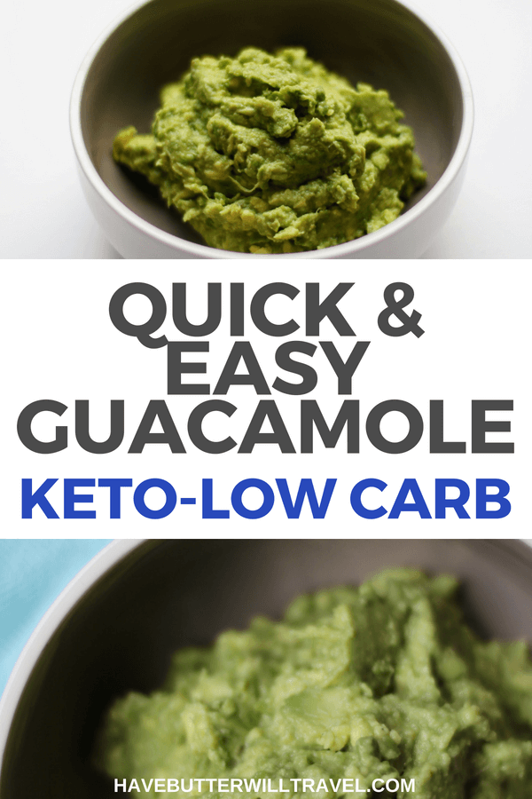 Need suggestions for those New Years Eve parties? This keto Guacamole recipe is a quick and easy option that is always a crowd pleaser.