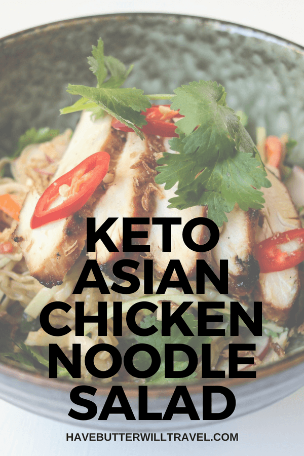 Our keto chicken salad is a great option for lunch or dinner during summer. Try this recipe if you love Southeast Asian cuisine.