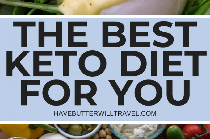 There is A LOT of keto information out there and it can be very confusing. The best thing you can do is find the best keto diet for you.