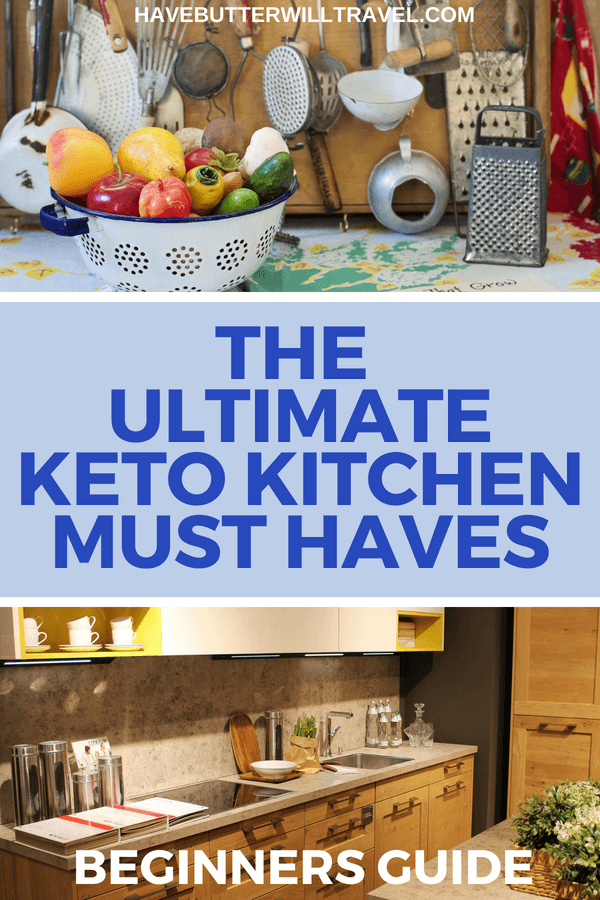 Are you struggling to know what equipment you need. Check out the Ultimate Keto Kitchen Must Haves guide. You will adding these to your wish list.