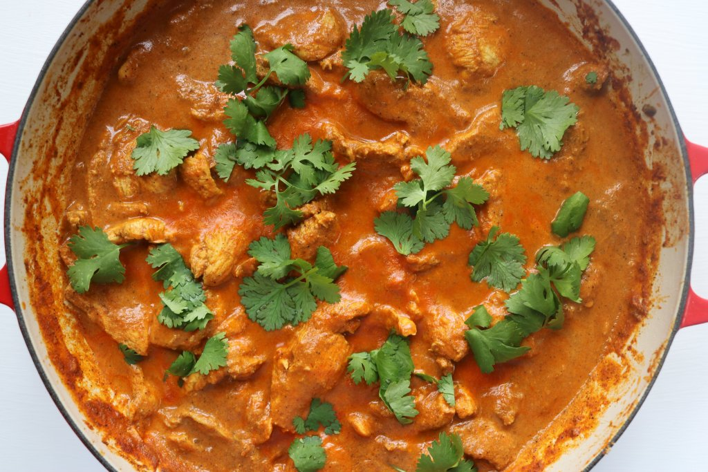 Butter Chicken all ready to eat!