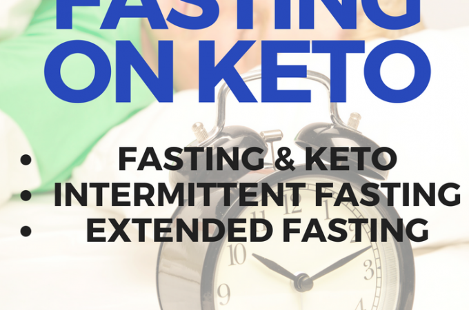 Considering fasting on keto? Check out this keto beginners guide to fasting on keto. It covers intermittment fasting and extended fasting.