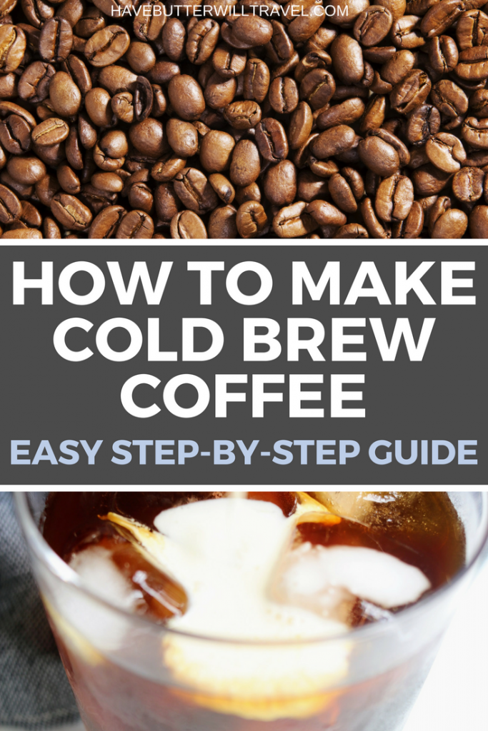 Once you learn how to make cold brew coffee you won't need to buy your own any longer.  Check out how to make cold brew coffee.
