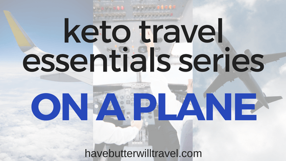 Planning a trip? Not sure how you are going to maintain keto on a plane? This guide will help you feel keto confident when you board your flight.