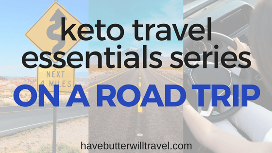 Planning a road trip and need some advice on how to manage keto on a road trip? This is the perfect guide to help you be prepared.