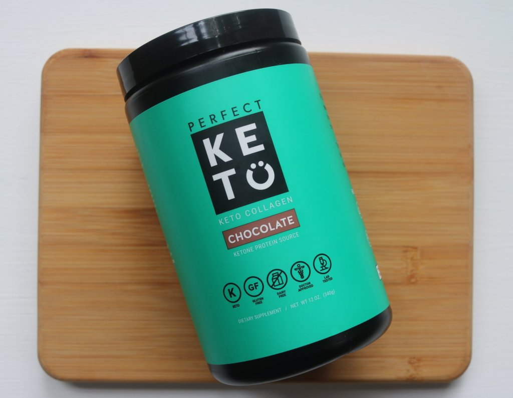Perfect Keto Chocolate Collagen
