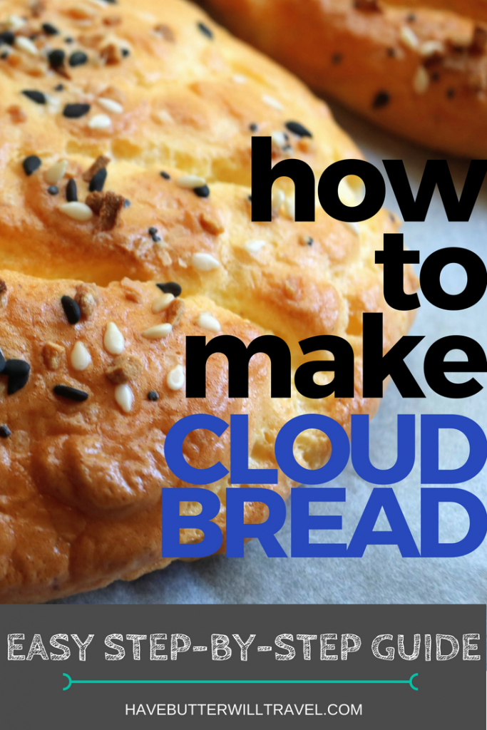 Cloud bread, is a staple for a low carb lifestyle. It is low in carbs and makes a perfect sandwich. This is a step by step guide on how to make cloud bread.