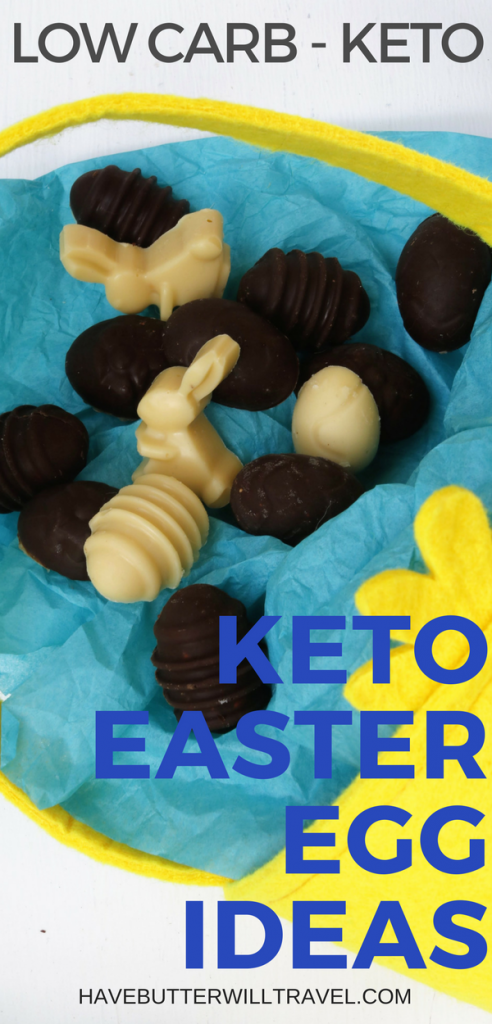 Finding keto friendly easter eggs anywhere is pretty difficult, in Australia near impossible. The best option would be to make your own low carb easter eggs. Check out these awesome keto and low carb easter egg ideas and have some fun with the kids and make your own.