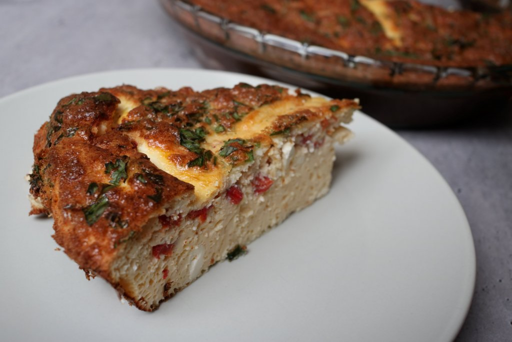 This keto frittata is a great quick and easy option, great for lunch or breakfast. Excellent to have in the freezer, for when you haven't got anything ready to go.