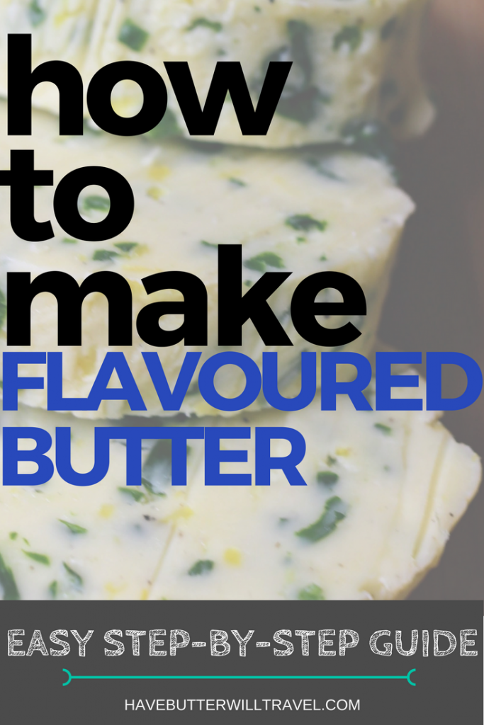 Butter is an easy way to increase fat in your meal. Knowing how to make flavoured butter is a very easy skill to learn and adds flavour for your meals.