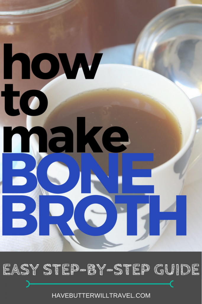 Knowing how to make bone broth is a must for many living a ketogenic lifestyle. It is well known within the keto community for it's health benefits.