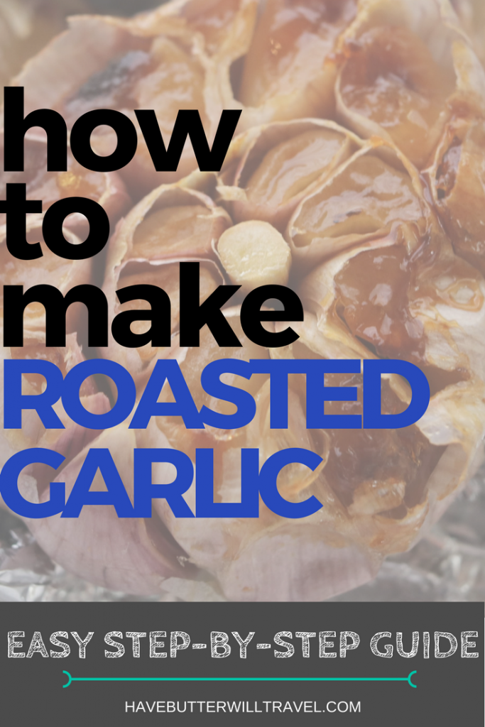 A great way to add delicious garlic flavour to your meals it to have some roasted garlic in the fridge. Find out how to roast garlic this quick and easy way