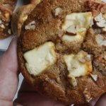 Keto Pecan Cheesecake Muffins