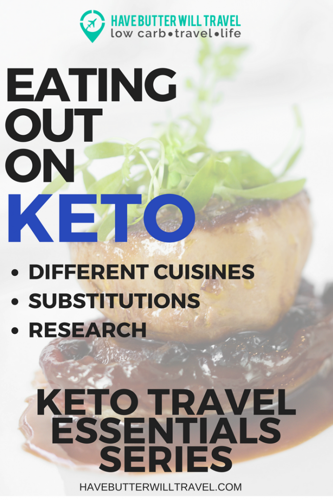 Eating out on keto can a tricky thing to navigate. Which cuisines are the best for keto? What do I need to avoid? This guide will make it easy.