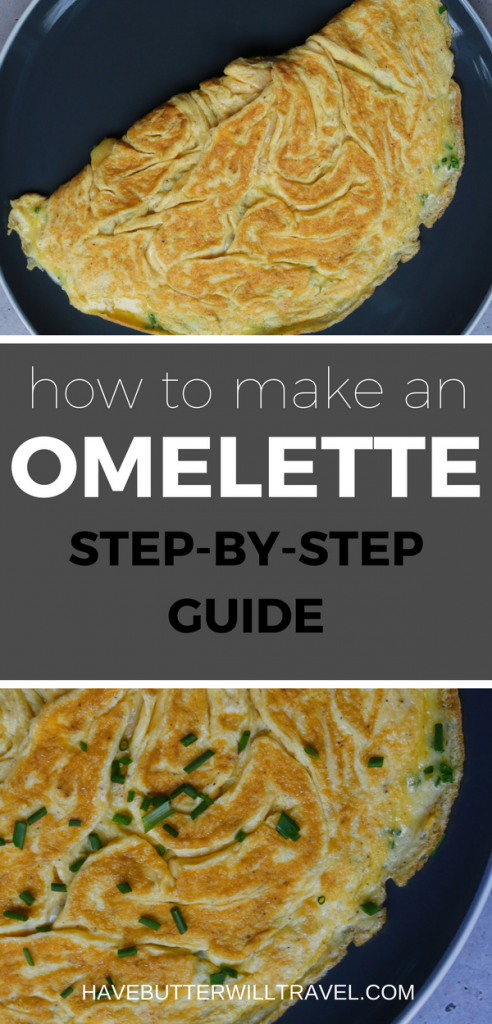 Learn how to make an omelette & you will have the skills to make a great meal, suitable for any time of day. Omelettes are a get way to use up leftovers.