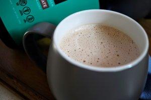 Keto Creamy Hot Chocolate