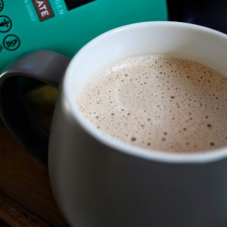 Keto Creamy Hot Chocolate