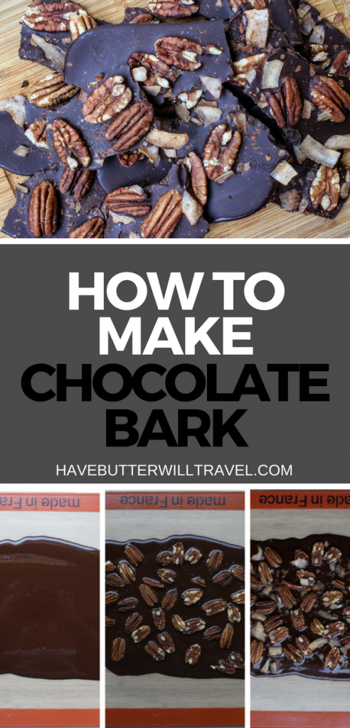 Dark chocolate is a great low carb treat, but it can be hard to find good dark chocolate with flavourings that is keto. Keto Chocolate bark allows you to add your favourite flavourings to your favourite dark chocolate.