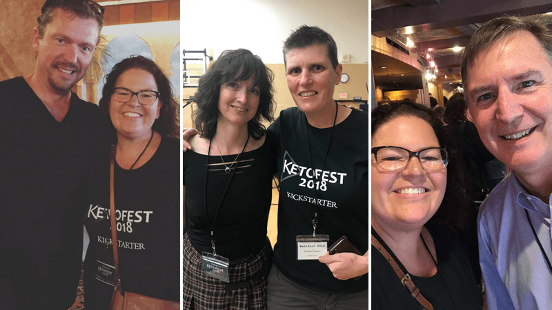 Ketofest is a fun & informative keto festival that is unlike any other keto conference. If you are considering your first keto event, consider Ketofest.