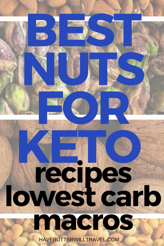 Nuts are an excellent keto option. They have many uses and are definitely an excellent snack. Check out this list of best nuts for keto.