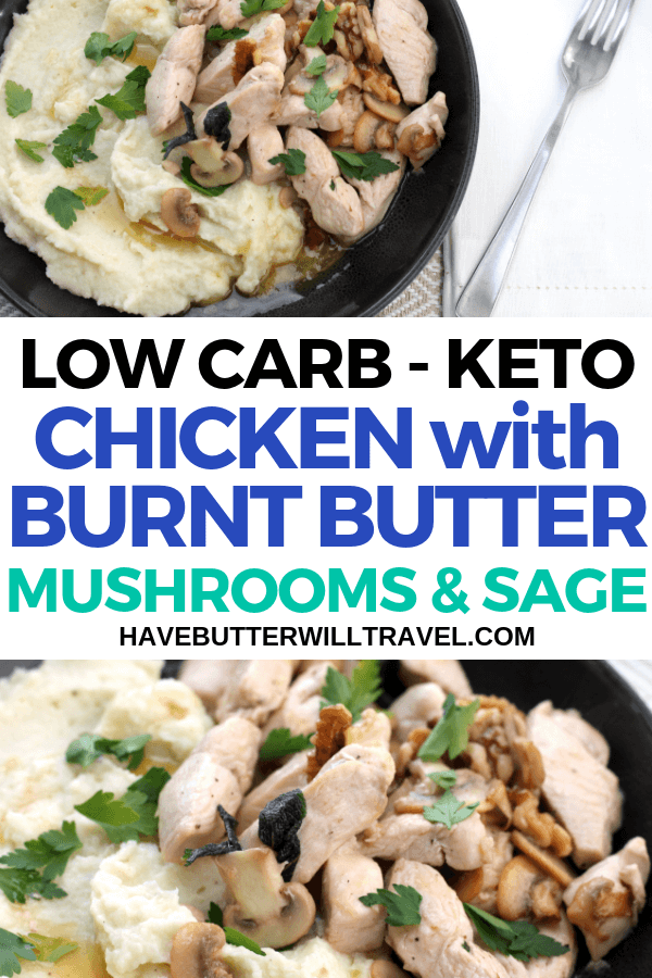 Are you looking for a quick & easy weekday keto meal that will satisfy your tastebuds, as well as the family? This keto chicken dinner is perfect.
