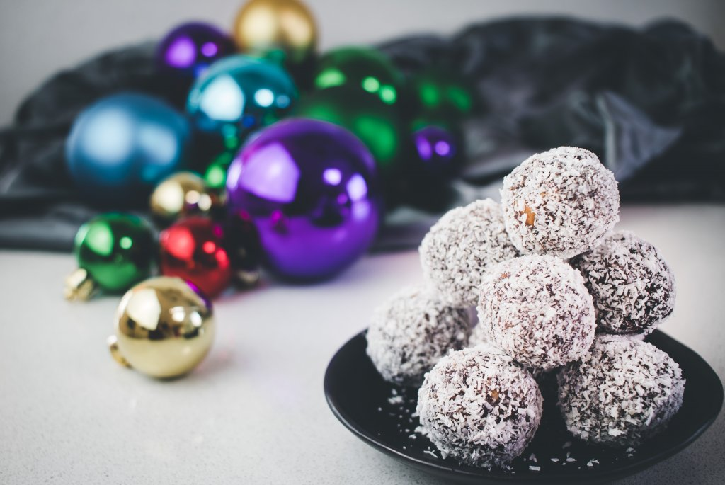 Keto rum balls are the perfect treat to take to any Christmas celebration. They are a crowd pleaser and super simple to make.