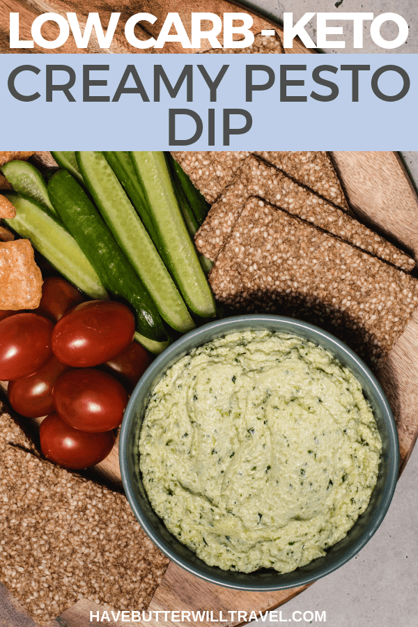 Usng just 2 ingredients, this cream cheese dip is quick and simple to make and is the perfect keto dip to serve as part of grazing platter.  #keto #ketodip #ketosnack #lowcarb #lowcarbdip