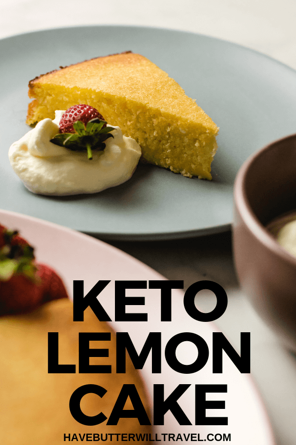 This keto lemon cake recipe is the perfect keto cake to serve your family and friends for morning or afternoon tea. Excellent with a cup of tea. #ketocake #ketolemoncake #lowcarbcake #lowcarblemoncake