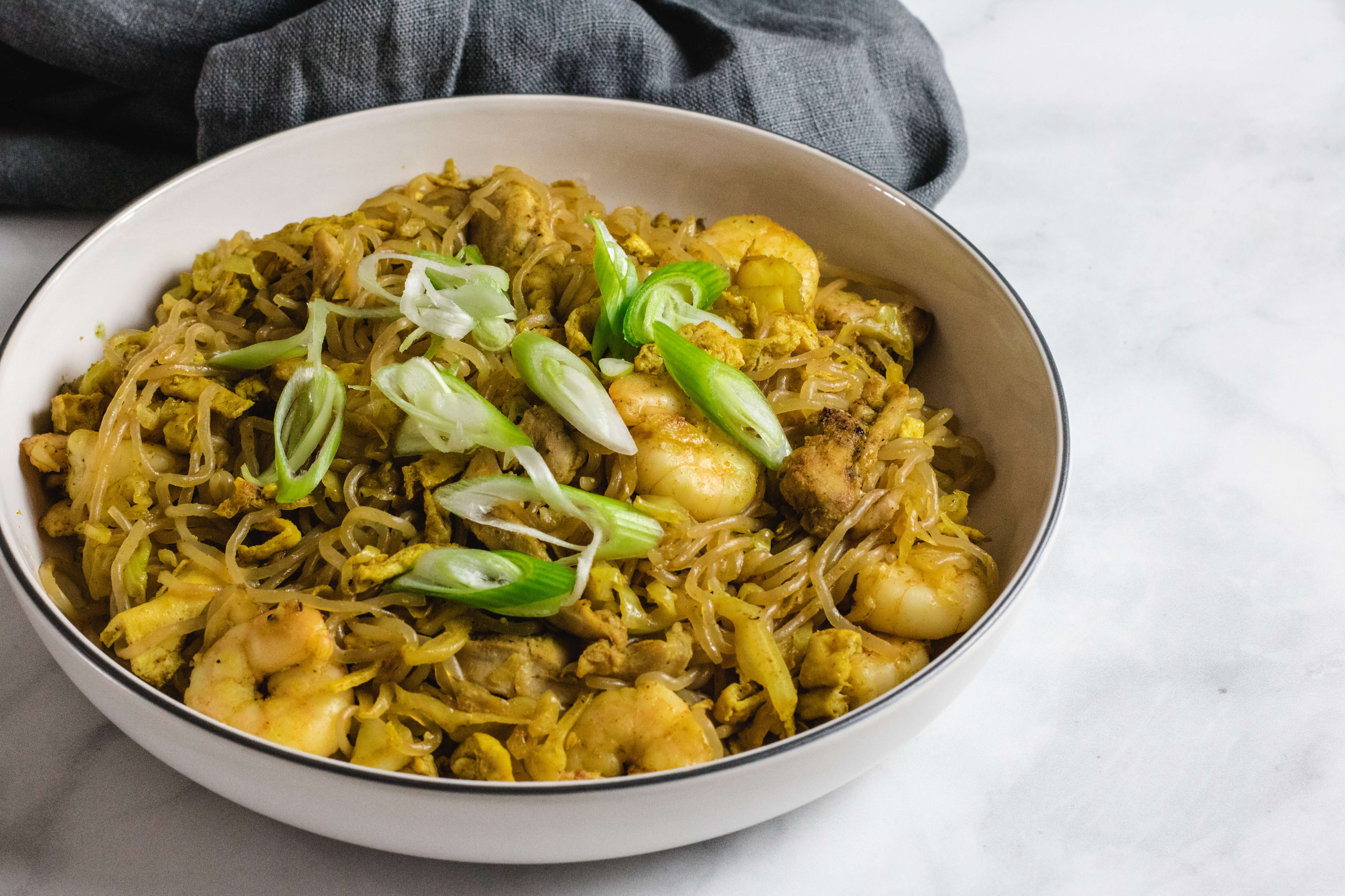 Keto Singapore Noodles Perfect Keto Meal Have Butter Will Travel