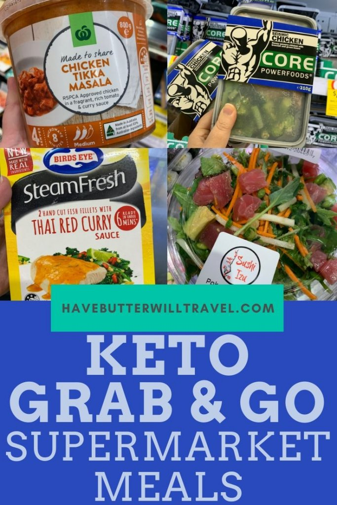 Are you looking for quick Australian keto supermarket meals? We found some of the best keto meals from Australian supermarkets. #ketomeals #australianketomeals